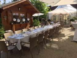 Restaurant Der Hirschgarten