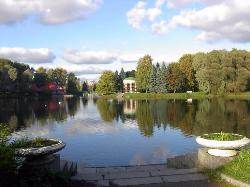 Primorsky Park Of Victory