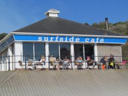 Surfside Cafe Rotherslade Swansea