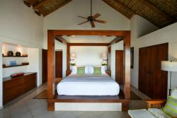 Kind Bedroom in our 2, 3 and 4 Bedroom Villas