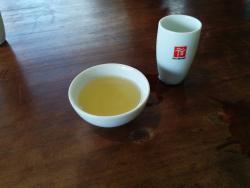 Tea - so refreshing, unique to Alishan