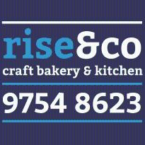 Rise&Co Craft Bakery + Kitchen