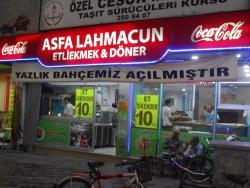 Asfa Lahmacun