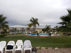 Vista de las Termas de Gualeguaychu