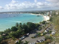 Beach View From Concierge Club
