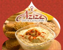 Azize Deli & Cocina árabe