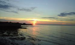 St Mildred's Bay Beach