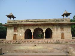 Roshnara Bagh and Tomb