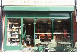 No29 Coffee House And Delicatessen
