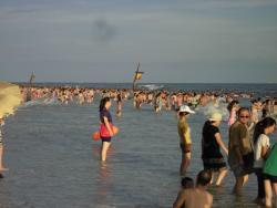 Qiaogang Resort Beach