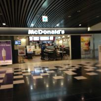 Mc Donald's, Nankai Namba Station