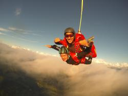 Skydive Voss