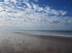 Vila Gale Praia hotel beach