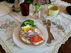 Berget Cafe & Tehus
