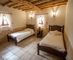 The Family Room at the Agroturismo Can Gall