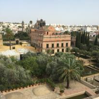 Cámara oscura Alcázar Jerez de la Frontera