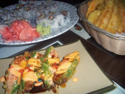 Crazy Tokyo Sushi