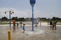 Lone Tree Creek Splashpad