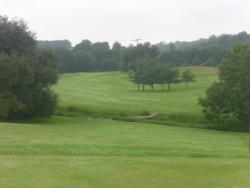 The golf course