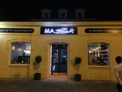 Mazza Indian Restaurant