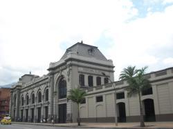 Edificio del Ferrocarril de Antiooquia