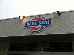 Blue Seal Icecream Toyama