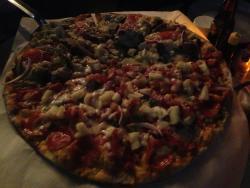 Green Light Pizza Puebla