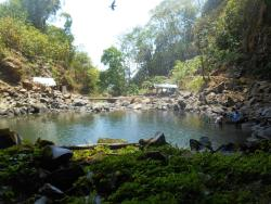 Ketemu Jodoh Waterfall and Lagoon