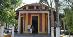 Estación del Antiguo Ferrocarril de Bolivar