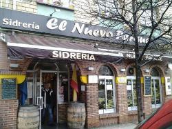 Restaurante El Nuevo Parque