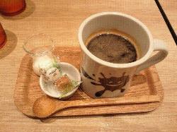 メロウ ブラウン コーヒー イオンモール岡山店