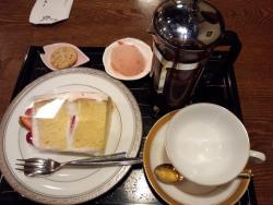 Sakura Coffee Senboku