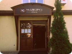 Restauracja na Dziedzińcu