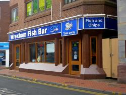 ‪Wrexham Fish Bar‬