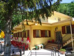 Bed&Breakfast Villa Tollis