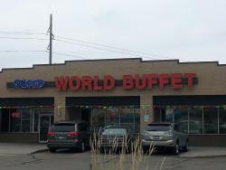 ‪World Buffet‬