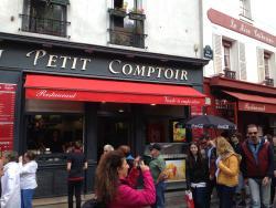 Au Petit Comptoir