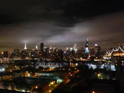 The view from the rooftop bar. Amazing!!!