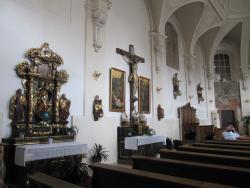 Stiftskirche Sankt Johann am Dom