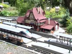 Garden Railway Cafe