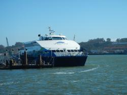 San Francisco Bay Ferry Vallejo Service