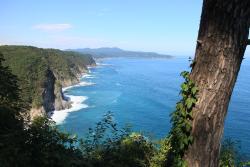 Unosu Cliff
