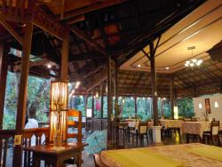Open-Air Restaurant at Fern Resort