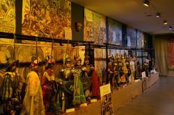 Museo e Teatro dei Pupi Fratelli Napoli