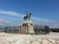 Alexander Zeid Monument