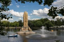 Fountain Zolotoi Kolos