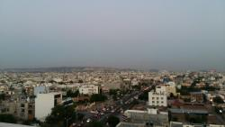 View from Hotel top.