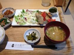 Sachifukuya Cafe Shiodome City Center