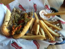 Grant's Philly CheaseSteak