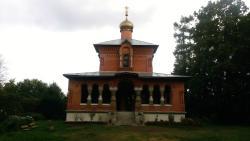 Церковь Святой Равноапостольной Княгини Ольги на Михайловской даче